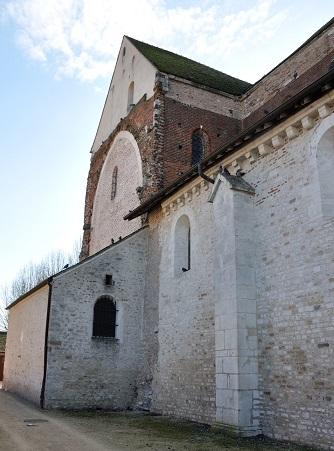 Eglise Saint Marcel - 71 - Extérieur